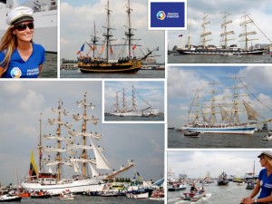 Sail du Mundo Collage 2015